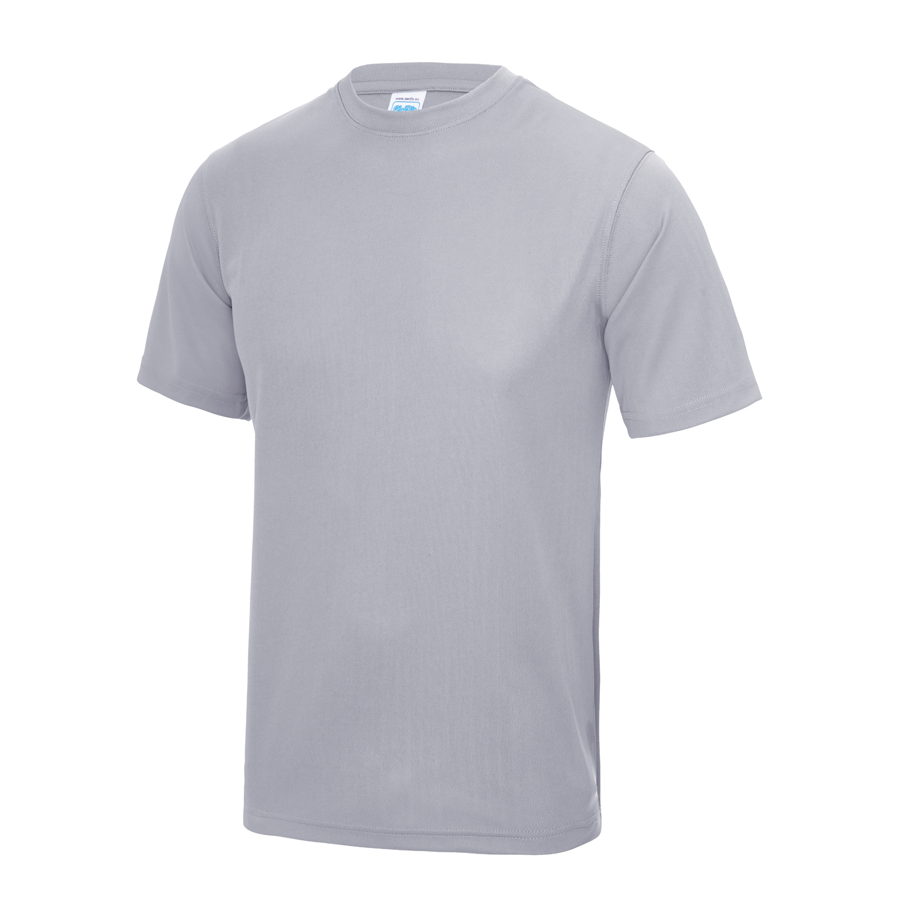 AWDis-Just-Cool-T-Shirt-Men-Polyester-gym-summer-sports-running-tee-XS-5XL thumbnail 23