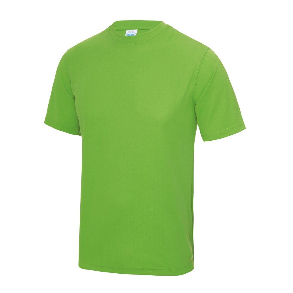 AWDis-Just-Cool-T-Shirt-Men-Polyester-gym-summer-sports-running-tee-XS-5XL thumbnail 29