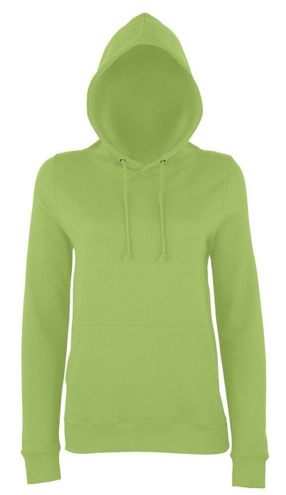 AWDis Girlie College Hoodie Stylish Plain classic pullover hooded sweatshirt
