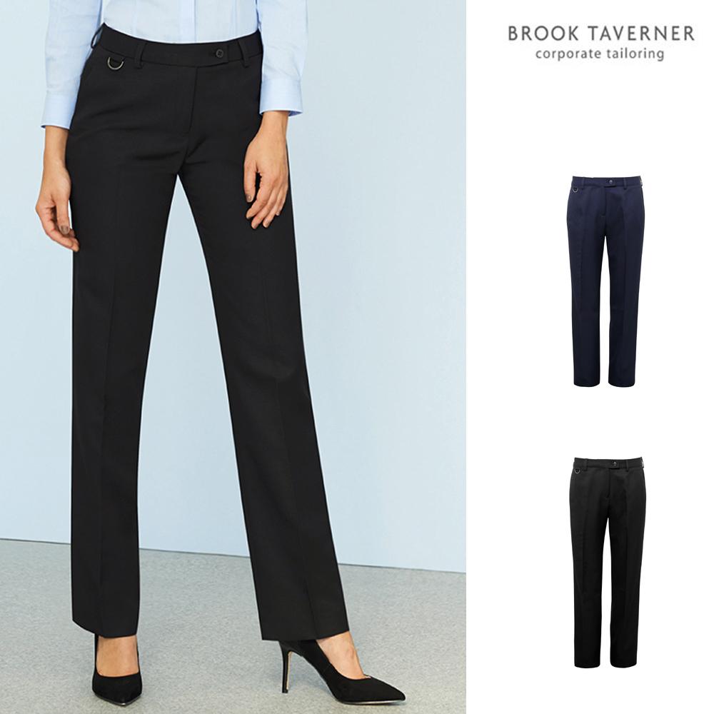Brook Taverner Women's Venus Trousers 2256 Professionelles Design Damenmode