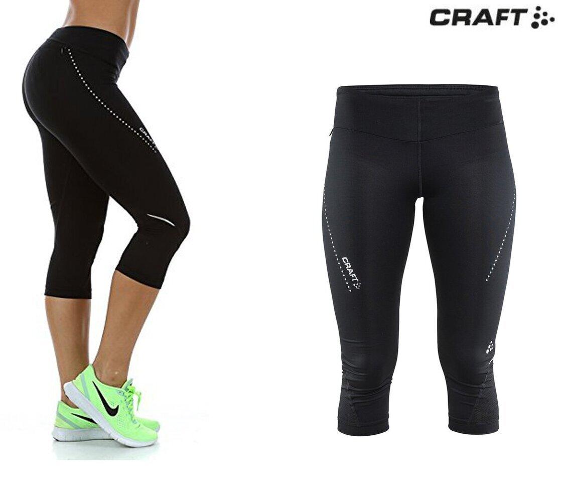 ladies running tights Craft Essential Capri Women