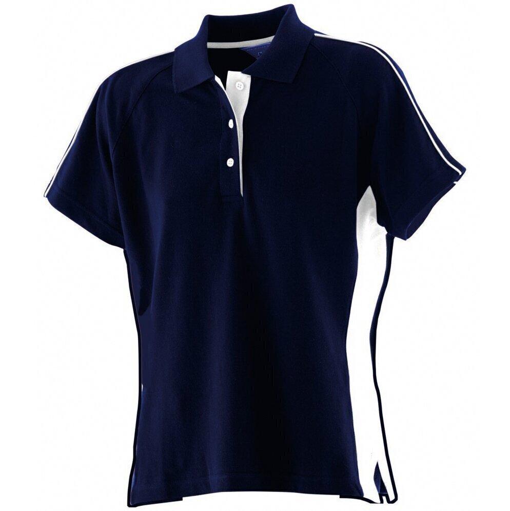 Finden-amp-Hales-Women-039-s-Sportswear-Polo-Shirt-LV323-Short-Sleeve-Cotton-T-Shirt thumbnail 6