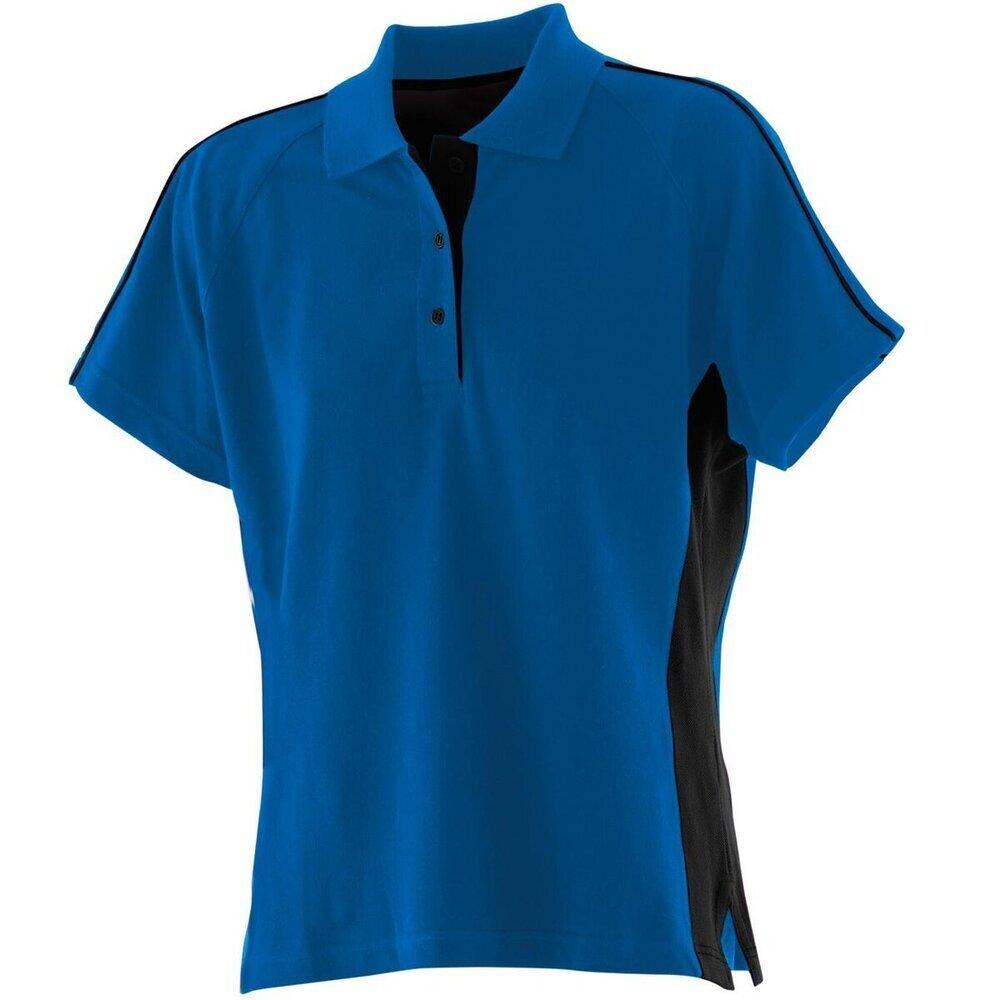Finden-amp-Hales-Women-039-s-Sportswear-Polo-Shirt-LV323-Short-Sleeve-Cotton-T-Shirt thumbnail 8