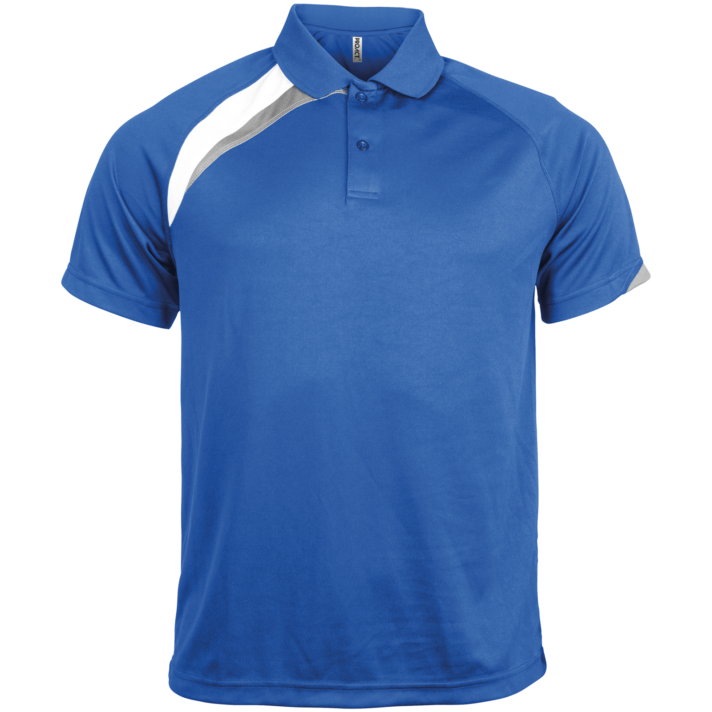 Kariban-Proact-Mens-Short-Sleeve-Polo-Shirt-PA457-Sports-Wear-Training-T-Shirt thumbnail 6