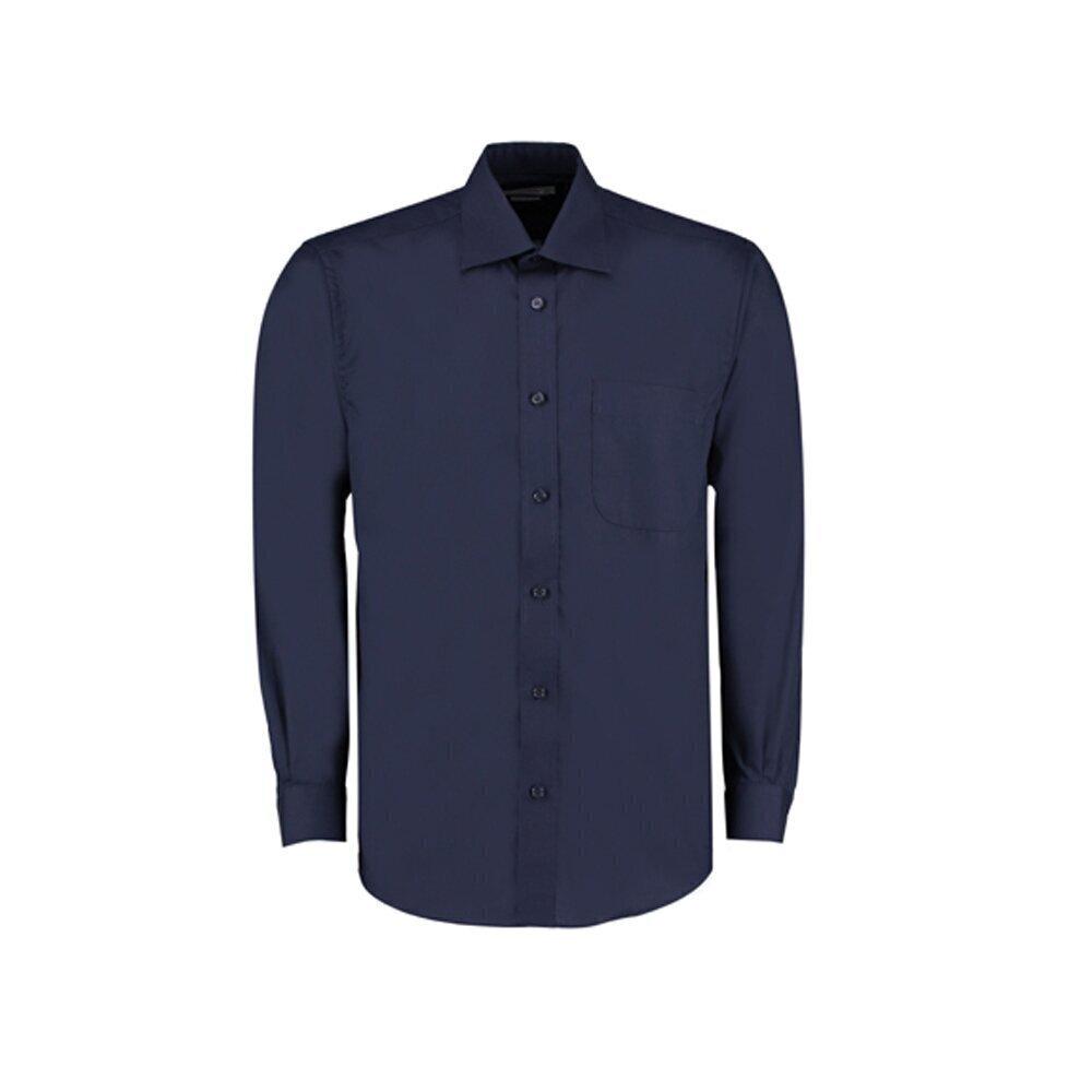 Kustom Kit Workplace Oxford Shirt Long Sleeved