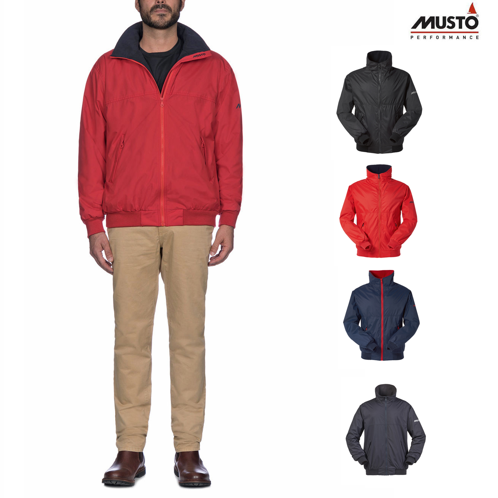 Musto Snug Breathable Blouson II MJ11009
