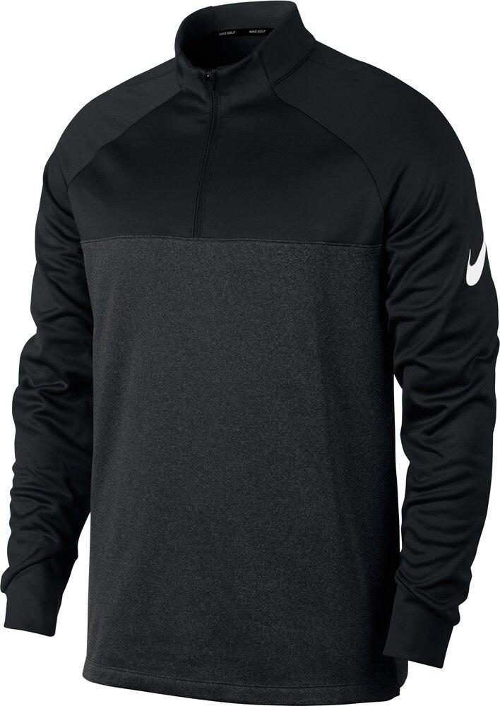 Nike-Herren-Therma-Fit-Half-Zip-Top-nk266-wasserabweisend-elastisch-Golf-TOP Indexbild 2