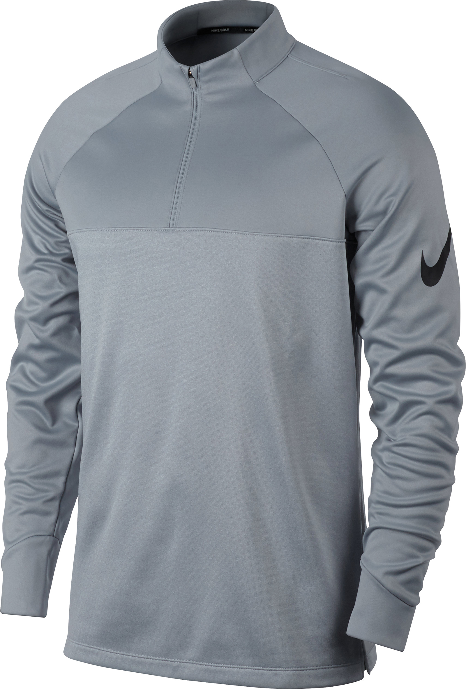 Nike-Herren-Therma-Fit-Half-Zip-Top-nk266-wasserabweisend-elastisch-Golf-TOP Indexbild 5