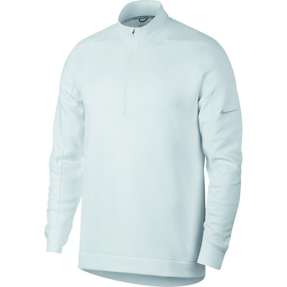 Nike-Therma-RPL-Halber-Reissverschluss-Golf-Top-nk314-Longsleeve-wasserabweisend-TOP Indexbild 6