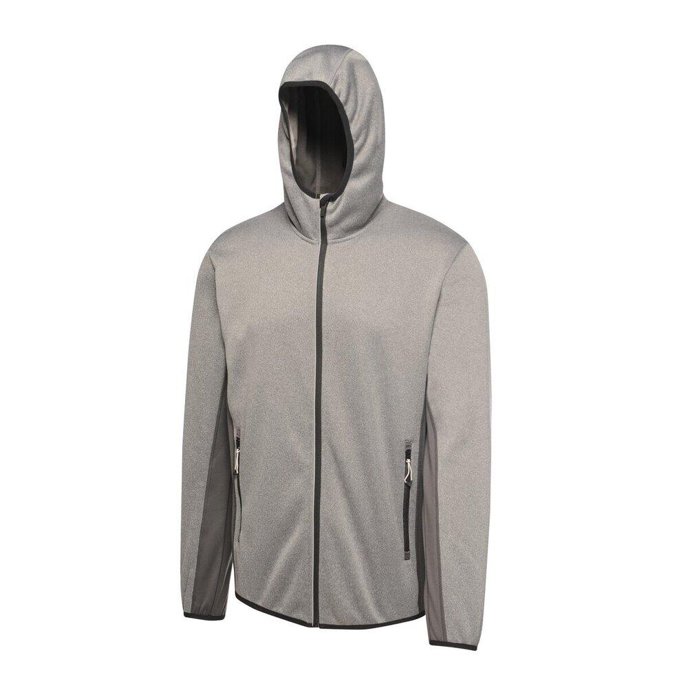 Grey Regatta capuche Amsterdam Softshell Marl à Seal Activewear Tra614 r0v0AxqngB